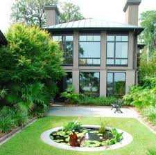 Creative of Garden Home Design House Garden Ideas Design