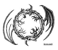 ouroboros by testingpointdesign on deviantart