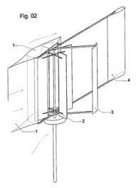wo2013014848a1 vertical axis type magnus wind turbine generator