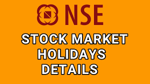 Market Holidays How To Check The Stock Market Holidays In Nse Website