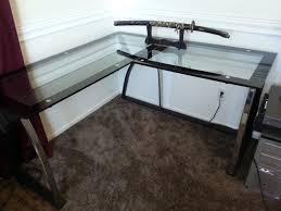 Home Office Furniture L Shaped Desk by L Shaped Desk Glass Expensive Home Office Furniture Eyyc17 Com