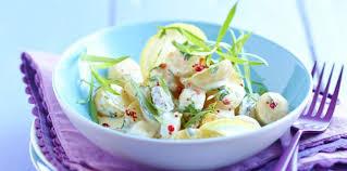 comment cuisiner les petoncles salade de pommes de terre aux pétoncles facile et pas cher