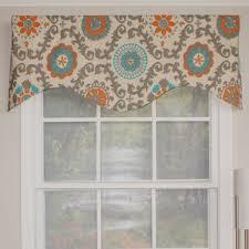 Coral Valance Curtains Kitchen Curtains You U0027ll Love Wayfair