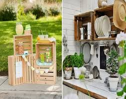 upcycled wood pallets to decor your home recycled things