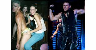 channing tatum stripping magic mike watch 18 year old channing tatum gyrating his way to stardom in a
