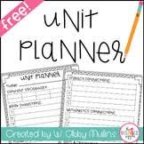 lesson plan template pre k u0026 elementary by babbling abby tpt