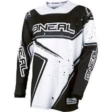black motocross gear oneal element 2017 racewear youth motocross jersey mx quad atv