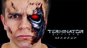 Terminator Halloween Costume Stunning Terminator Halloween Makeup Gallery Harrop Harrop