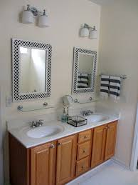 Painted Vanities Bathrooms My Painted Bathroom Vanity Before And After U2013 Two Delighted