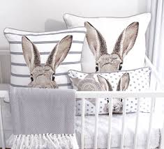 rabbit crib bedding rabbit nursery bedding homewood nursery