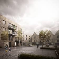 gallery of hawkins brown designs housing scheme in rotherhithe 1