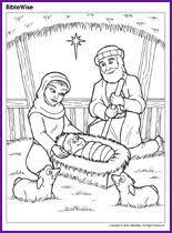 christmas coloring pages kids korner biblewise advent christ