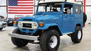 classic land cruiser 1977 toyota land cruiser for sale near grand rapids michigan