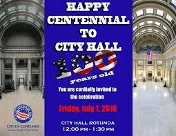 cleveland metroparks centennial celebration youtube cleveland city council cleveland city hall on its centennial