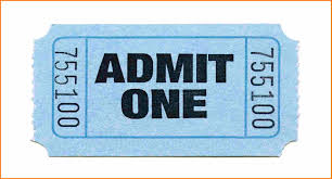 admit one ticket template 28 images admit one template masir