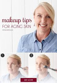 our best makeup tips for aging skin more com