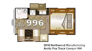 2016 northwood arctic fox 996 for sale in longmont co lazydays