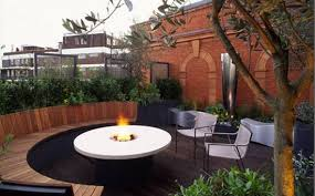 Roof Garden Design Ideas Modern Rooftop Patio Gardens Revive Landscape Design