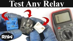 how to test a 3 4 or 5 pin relay with or without a diagram how to test a 3 4 or 5 pin relay with or without a diagram