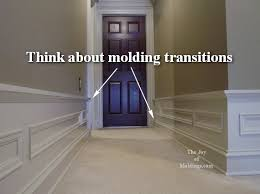 Molding For Wainscoting More Moldings Please The Joy Of Moldings Com