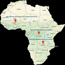 aac map africa aac mining executors