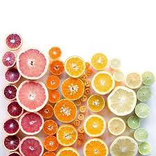 food arrangements photographer arranges foods in beautiful color gradients that will