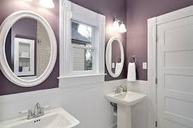 grey and purple bathroom ideas this purple grey color with the white thinking of changing