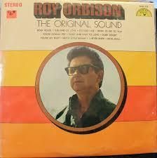 Personalized Record Album Roy Orbison The Original Sound Promotional Vinyl Lp Record Album