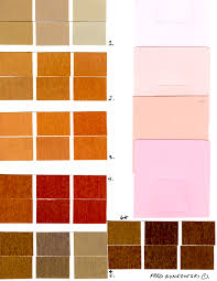 picking the right paint colors to go with wood in your home color