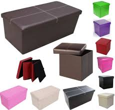 Foot Ottomans Stool Magnificent Storage Footstools Picture Design Stool Living