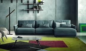Gamma Leather Sofa by Victor Sectional Sofa Gamma Arredamenti Cadomodern Com