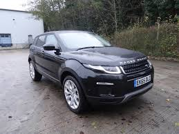 land rover black 2015 land rover range rover evoque 2 0 td4 se tech 5dr black 2015 10