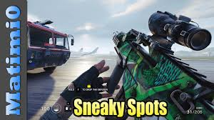siege https sneaky spots did you rainbow six siege
