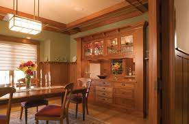 arts and crafts home interiors 15 wonderful craftsman dining design ideas