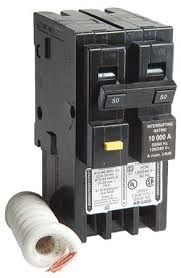 homeline circuit breakers by square d zoro com