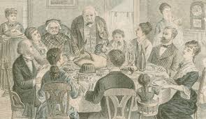 here s how thanksgiving became a national standard