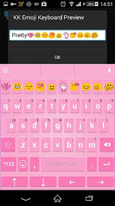 ios emoji keyboard for android how to get all the ios 8 and android emojis via emoji keyboard on