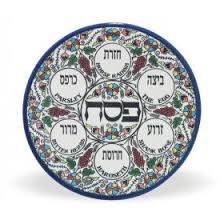what is on a seder plate seder plate passover plates for sale ajudaica