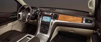 2012 Cadillac Escalade Interior Tier 3 U2013 Cadillac Escalade Platinum Esv Mmc