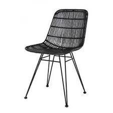 loft rattan dining chair furniture with regard to contemporary