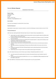 Sle Resume Of Child Caregiver 10 Child Care Provider Resume Writing A Memo