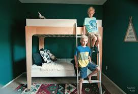 Modern Bunk Beds For Boys Pneumatic Addict How To Build Modern Bunk Beds