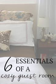 Guest Bedroom Essentials - essentials of a cozy guest room sequins at breakfast