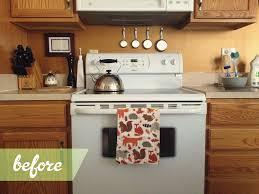 Paint Kitchen Backsplash - kitchen backsplash before and after interior design