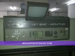 polar 137 emc monitor plano size mesinpercetakan com