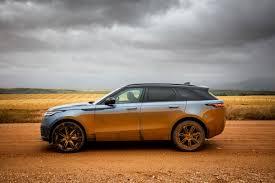 range rover velar dashboard launch drive range rover velar the motorist