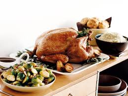 herb roasted turkey with maple gravy recipe hefter food wine