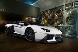 Lamborghini Aventador Matte Black - lamborghini aventador lp700 adv5 0 track spec cs matte black