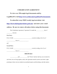 legal separation agreement form ontario best resumes curiculum