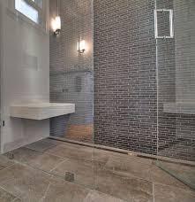 bathroom how to make curbless shower for bathroom design ideas